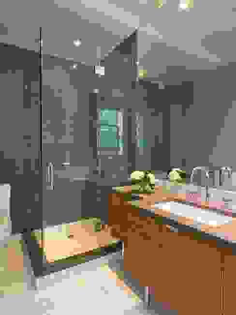 Duşakabin Uygulamaları Modern Banyo Tbeks Modern