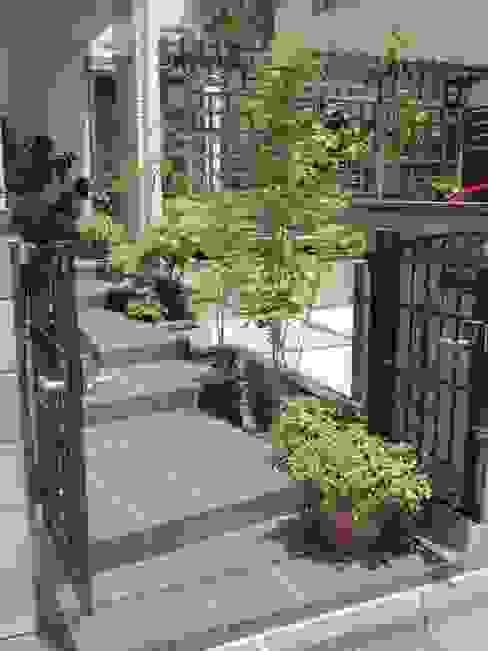 木漏れ日の庭 オリジナルな 庭 の 空間工房 欅 オリジナル