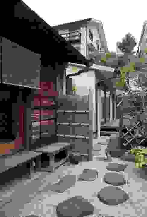南庭 日本家屋・アジアの家 の 忘蹄庵建築設計室 和風