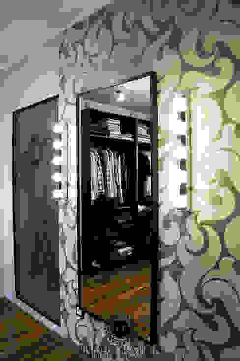 Dom pod Białymstokiem. : styl , w kategorii Garderoba zaprojektowany przez EnDecoration,Nowoczesny