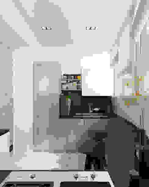 Кухня/столовая: Кухни в . Автор – Eclectic DesignStudio,