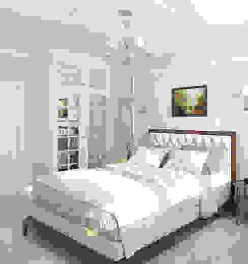 Спальня Спальня в классическом стиле от homify Классический