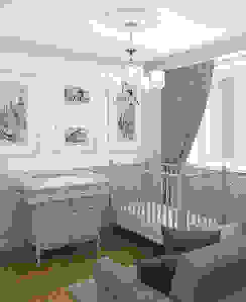 Детская комната Детская комнатa в классическом стиле от homify Классический