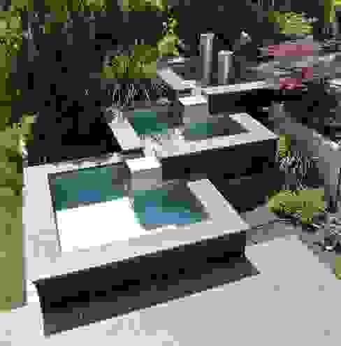 Jardines de estilo moderno de Edelstahl Atelier Crouse: Moderno