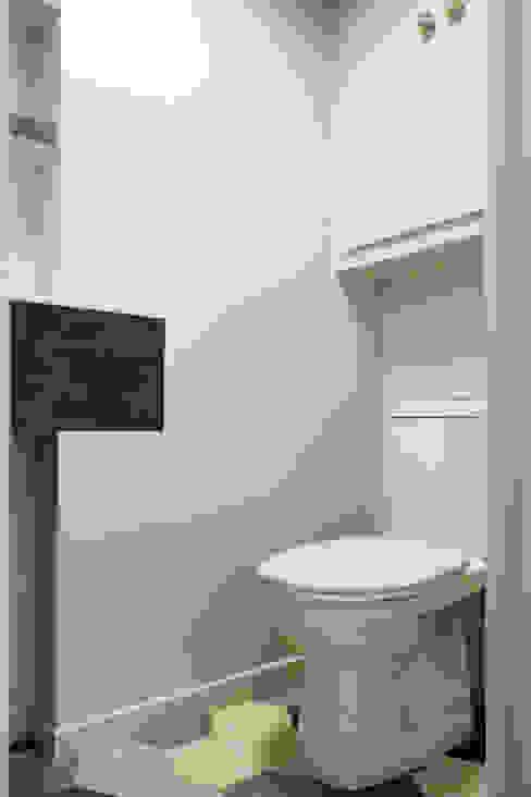 Carrelage hexagonal / Espace Toilettes Fella DESPRES, Décoration D'intérieur. Salle de bain moderne