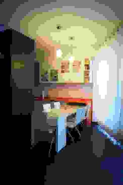 Comedores de estilo  de sanzpont [arquitectura], Moderno