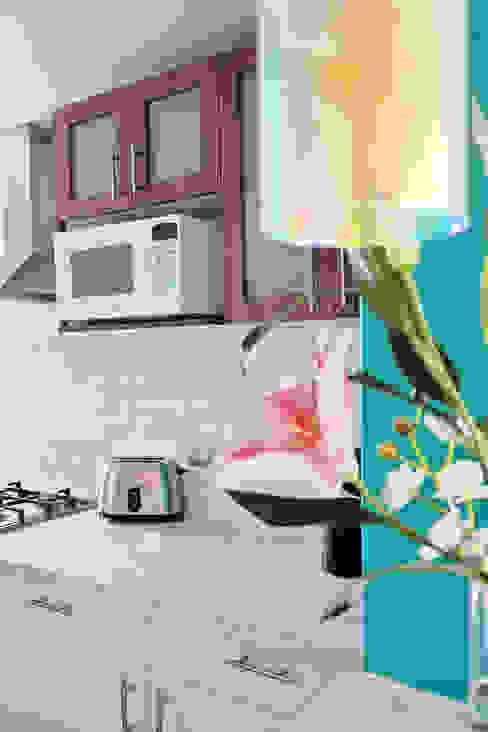 Cocinas de estilo moderno de Diseño Distrito Federal Moderno