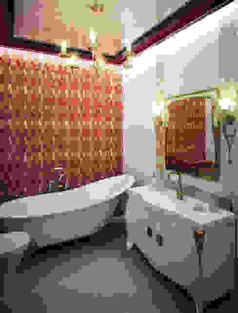 Яникова Светланаが手掛けた浴室, クラシック