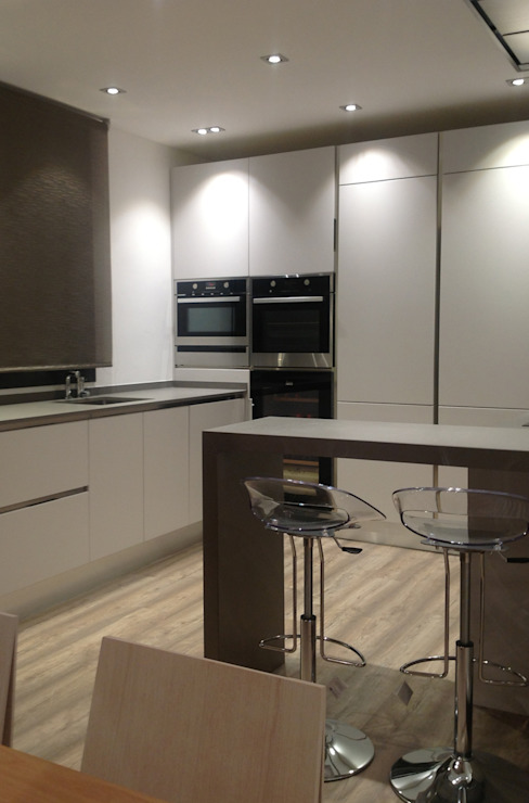 COCINA Cocinas de estilo minimalista de Arquitect&Deco Bcn. SL. Minimalista
