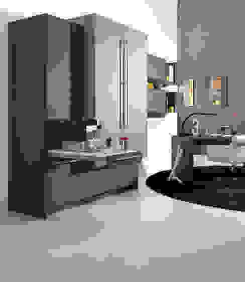 Miniküche Vision:  Bürogebäude von Dick Küchen,