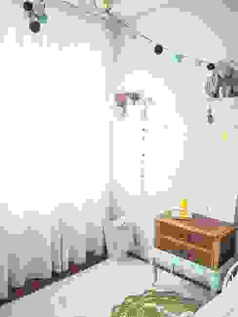 غرفة الاطفال تنفيذ Tu Cajon Vintage Shop, إسكندينافي