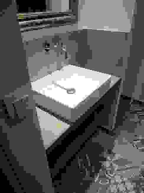 Ванная комната в стиле модерн от Sara Camus Bouanha Architecture Interieure Модерн