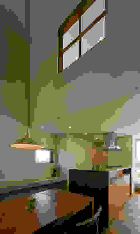Kitchen by 浦瀬建築設計事務所, Modern