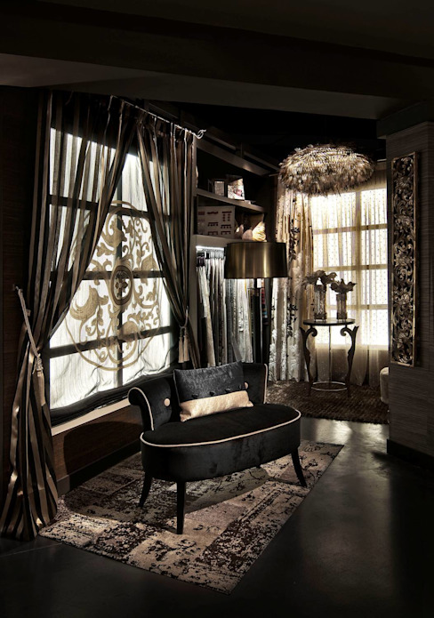 Bedroom by Grupo Lober, Eclectic