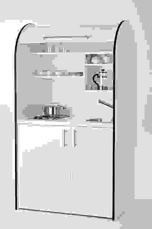 Кухня в стиле модерн от lemoboo AG Модерн