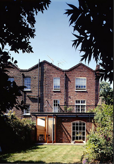 Canonbury Grove Modern houses by Gollifer Langston Modern