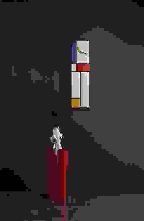 Petali par Mon Entrée Design.com Moderne Fer / Acier