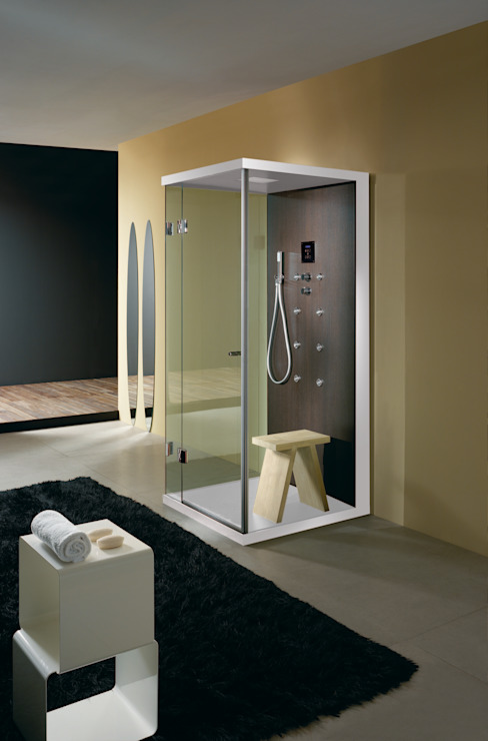 Dream Shower Enclosure Nowoczesna łazienka od Aegean Spas Nowoczesny