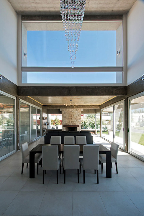 Modern Houses by Estudio Sespede Arquitectos Modern