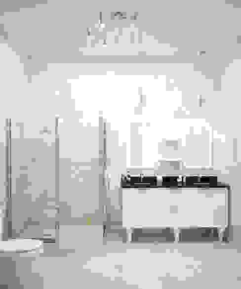Klasyczna łazienka od Мастерская дизайна INDIZZ Klasyczny