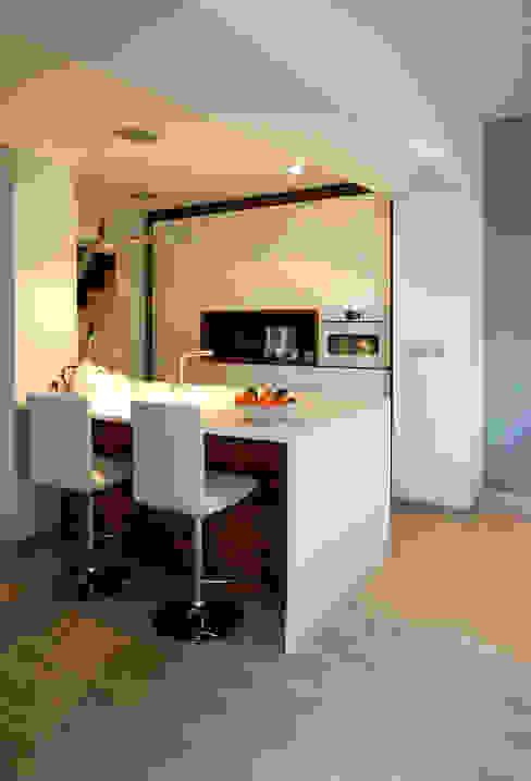 Moderne keukens van Grid Architekci Modern