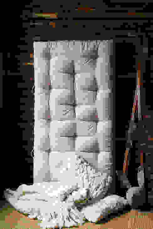 Handmade organic wool & horsehair mattress: classic  by brush64 , Classic