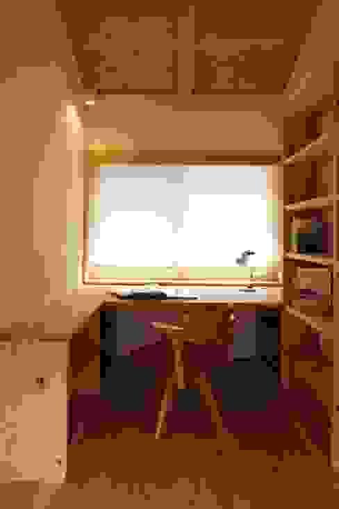 霧島の家 書斎 オリジナルデザインの 多目的室 の 株式会社 住まいず オリジナル