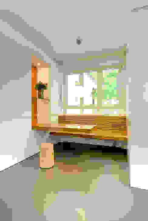 Privathaus München Moderne Wohnzimmer von raumkontor Innenarchitektur Architektur Modern
