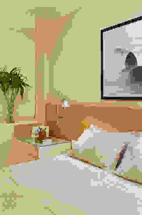 Спальня в стиле модерн от Bel Castro Arquitetos Модерн