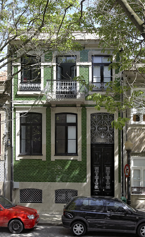 House in the City 3 根據 aNC arquitectos