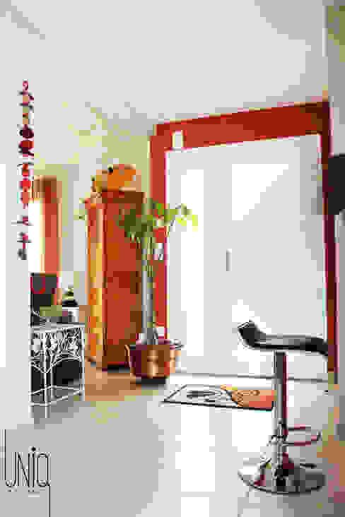 Pasillos, vestíbulos y escaleras clásicas de Uniq intérieurs Clásico