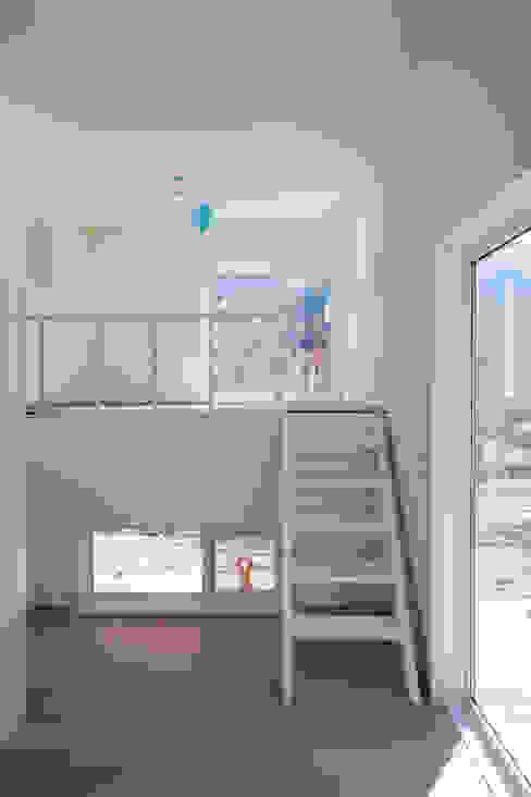 독립동 복층실내 모던스타일 침실 by 주택설계전문 디자인그룹 홈스타일토토 모던