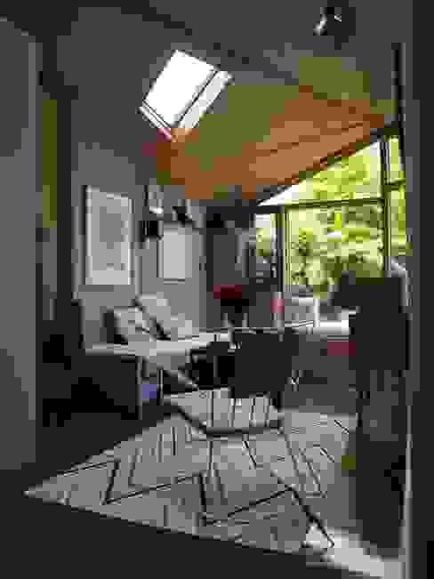 Blackheath London Townhouse Modern Oturma Odası Egon Design Modern