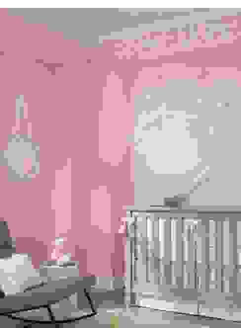 Детские комнаты в . Автор – Crea Decoración, Модерн