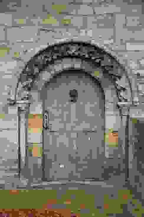 Medieval Doorway Wildblood Macdonald Classic style houses