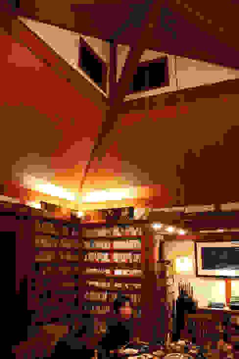 ハイサイドライト オリジナルデザインの ダイニング の 株式会社一級建築士事務所ジオプラス オリジナル