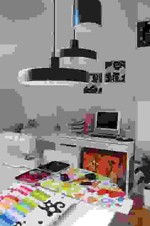 iie design モデルハウス: 一級建築士事務所 iie designが手掛けた和室です。,北欧