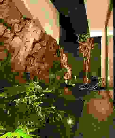 Jardin moderne par GLR Arquitectos Moderne
