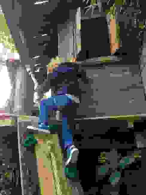 Boomhutten:  Huizen door Boomhutbouwen.nl,