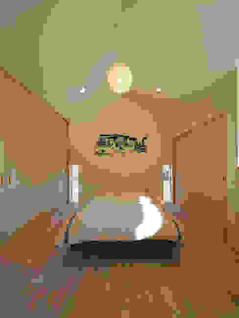 Modern style bedroom by 株式会社プラスディー設計室 Modern