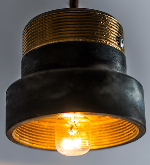 Firelamps의 인더스트리얼 , 인더스트리얼 알루미늄 / 아연