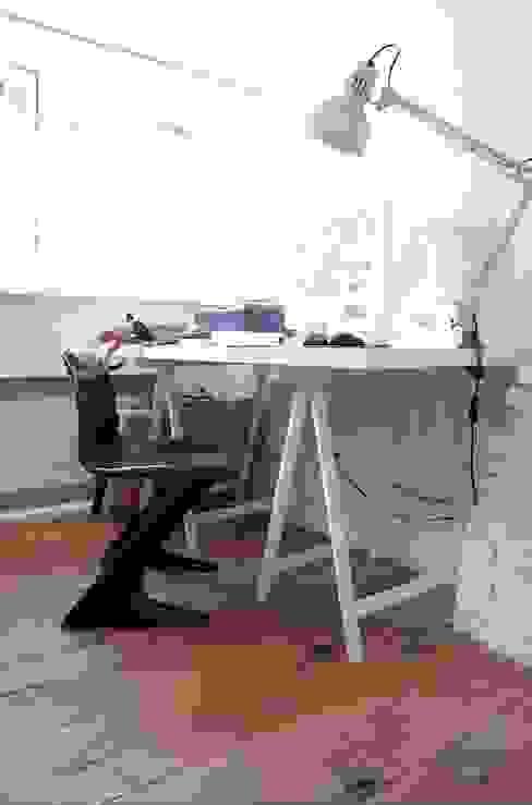 Рабочие кабинеты в . Автор – ontwerpplek, interieurarchitectuur
