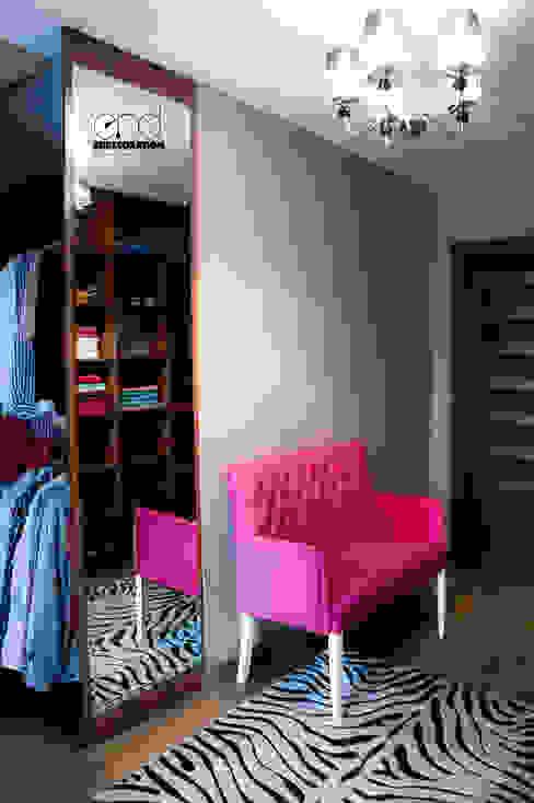 Dom pod Zambrowem : styl , w kategorii Garderoba zaprojektowany przez EnDecoration,Nowoczesny