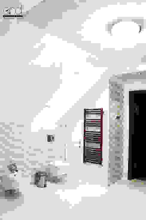 Dom pod Zambrowem : styl , w kategorii Łazienka zaprojektowany przez EnDecoration,