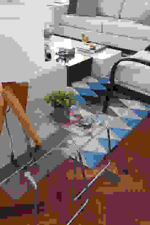 Apartamento Higienópolis/SP por Renata Romeiro Interiores Moderno