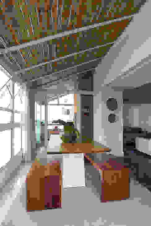 Apartamento Higienópolis/SP Jardins de inverno modernos por Renata Romeiro Interiores Moderno