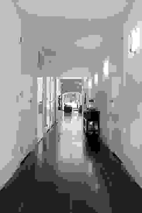 gang, nieuwe situatie:   door Suzanne de Kanter Architectuur & Interieur,