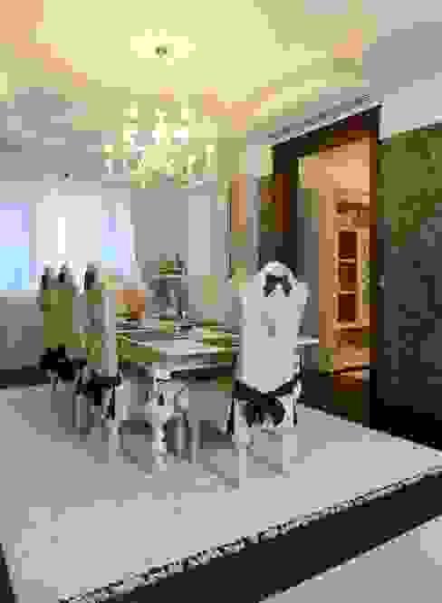 The House in Wonderland: Столовые комнаты в . Автор – udesign,
