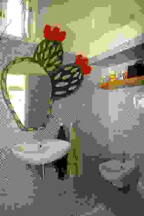 Studio di Architettura Manuela Zecca BathroomMirrors