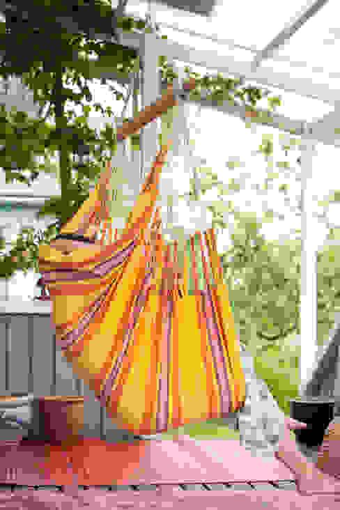 Cayo Carneval 100% Cotton Hanging Chair de Emilyhannah Ltd Escandinavo